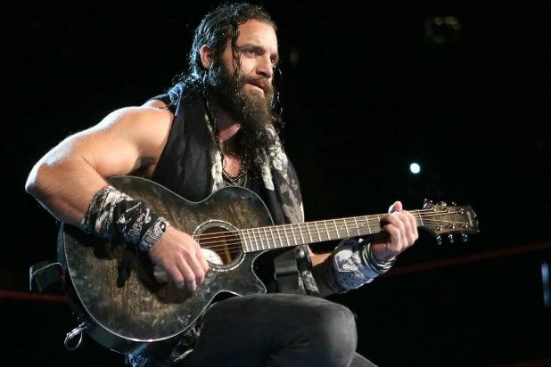 Elias - WWE