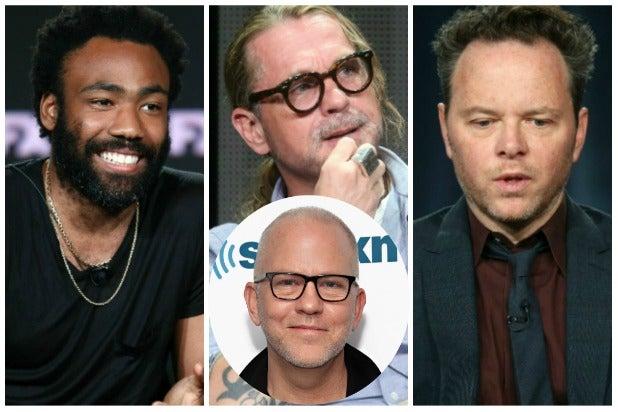 FX showrunners