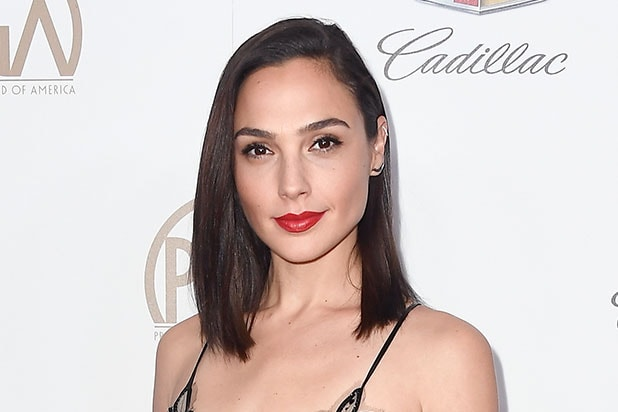 Israel's Gal Gadot will voice herself in upcoming The Simpsons episode