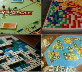 Game Night Board Games