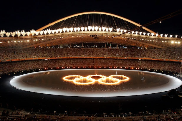 Athens 2004 Olympics Opening Ceremony