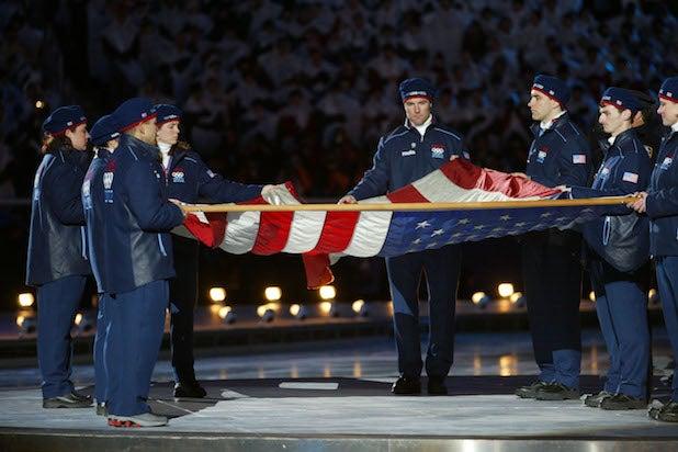 2002 Winter Olympics Opening Ceremony Salt Lake City