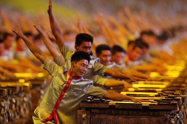 Beijing Olympics Opening Ceremony 2008