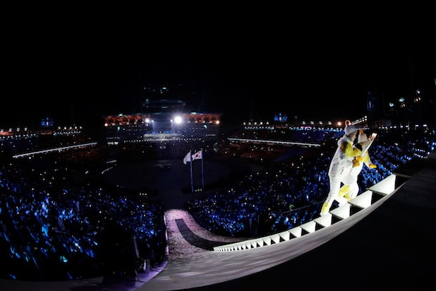 2018 Olympics Opening Ceremony Pyeongchang