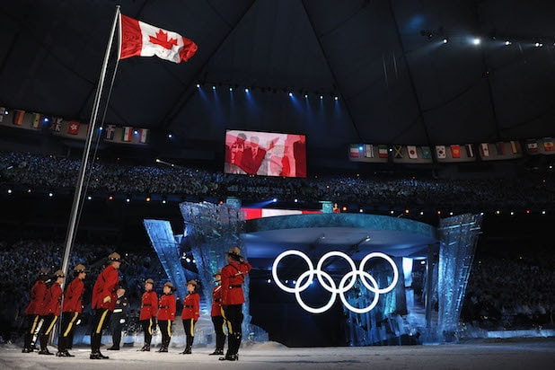 Vancouver 2010 Olympics Opening Ceremony
