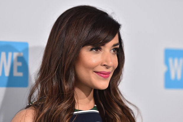Hannah Simone Tabbed as THE GREATEST AMERICAN HERO