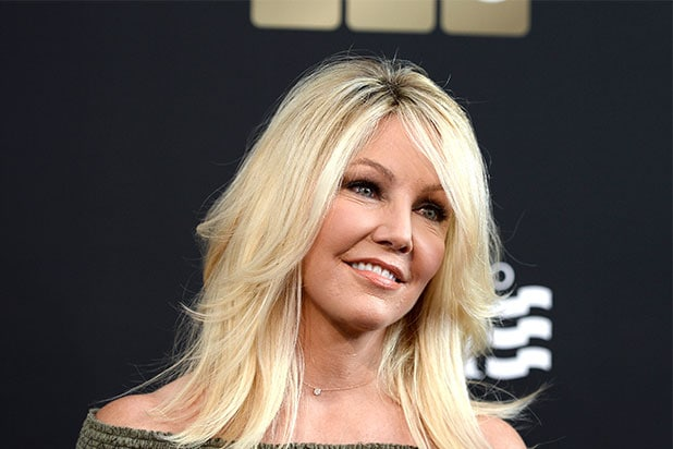 Heather Locklear Faces 5 Charges Stemming From Domestic