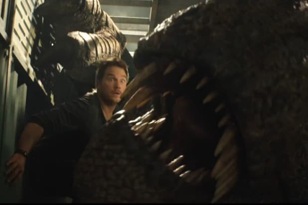 Jurassic World 2 Chris Pratt