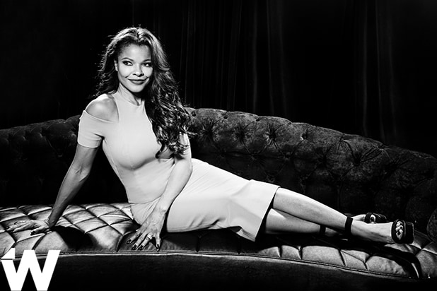 Keesha Sharp, actress