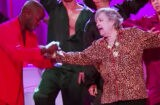 Kathy Bates on 'Lip Sync Battle'