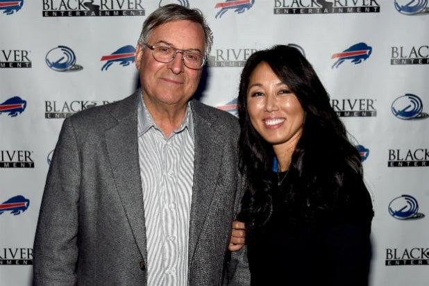 Kim and Terry Pegula