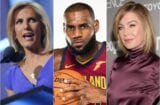 Laura Ingraham LeBron James Ellen Pompeo