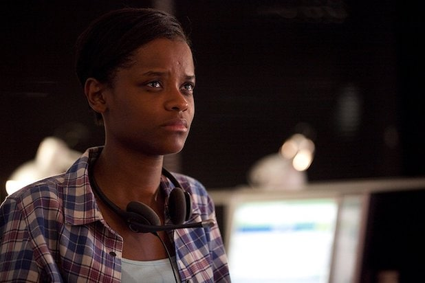 Letitia Wright Banana