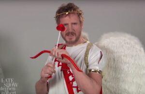 Liam Neeson Cupid