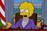 Lisa Simpson President