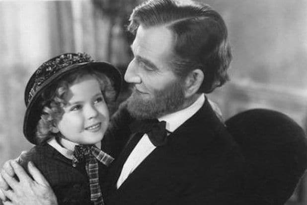 The Littlest Rebel Shirley Temple Abraham Lincoln