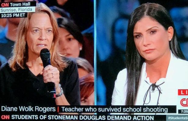 Dana Loesch on CNN Townhall