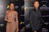 Lupita Nyong'o Michael B. Jordan