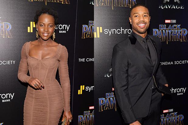 Michael B Jordan And Lupita Nyong O Have A Bet Involving