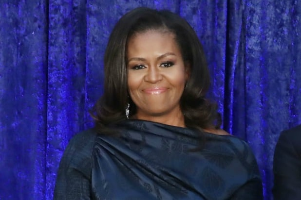 Michelle Obama memoir due out Nov. 13