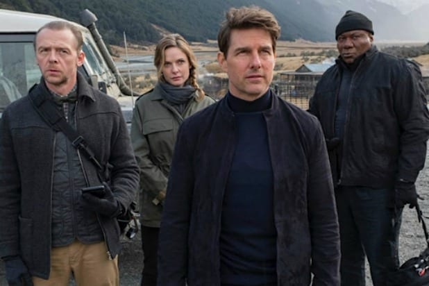 Mission: Impossible Fallout Tom Cruise