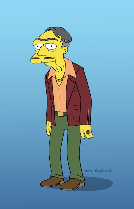 Morty Szyslak Ray Liotta The Simpsons