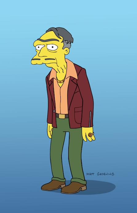 Morty Szyslak Ray Liotta The Simpsons