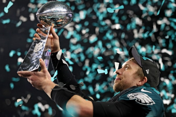 Nick Foles - Super Bowl LII
