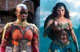 Okoye and Wonder Woman