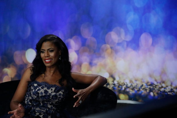 Omarosa Celebrity Big Brother
