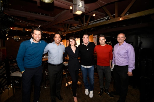Arden Rose | Actress, Digital Producer, and Author Drew Baldwin | CEO, Tubefilter Larry Shapiro | CEO, Ensemble Digital Studios Ruben Ochoa | VP, ScaleLab and Head of Disruptiv Agency Thomas Dahdouh | Director, Western Division, Federal Trade Commission