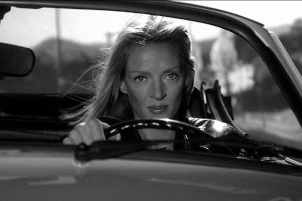 Quentin Tarantino Kill Bill Uma Thurman