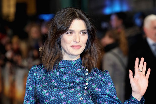 Rachel Weisz James Bond