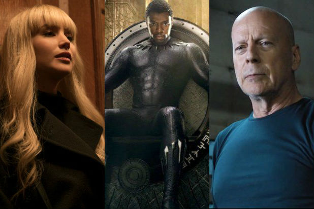 Black Panther Could Beat Death Wish And Red Sparrow Combined At Box Office