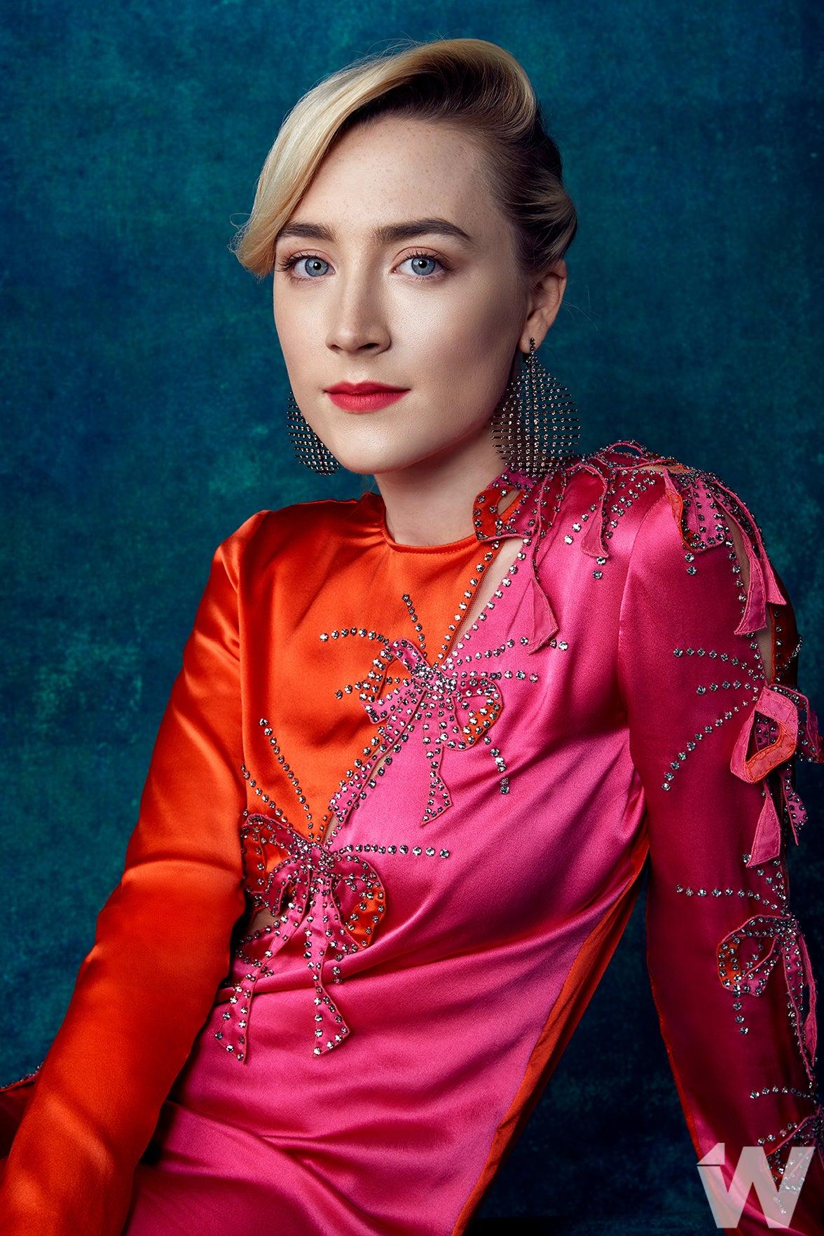 Saoirse Ronan Ladybird