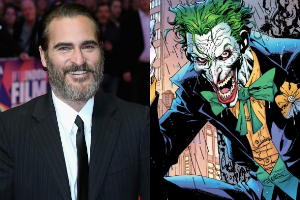 joaquin phoenix joker todd phillips batman