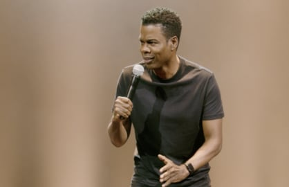Chris Rock Tweets Article About Comedy's 'Insufferable