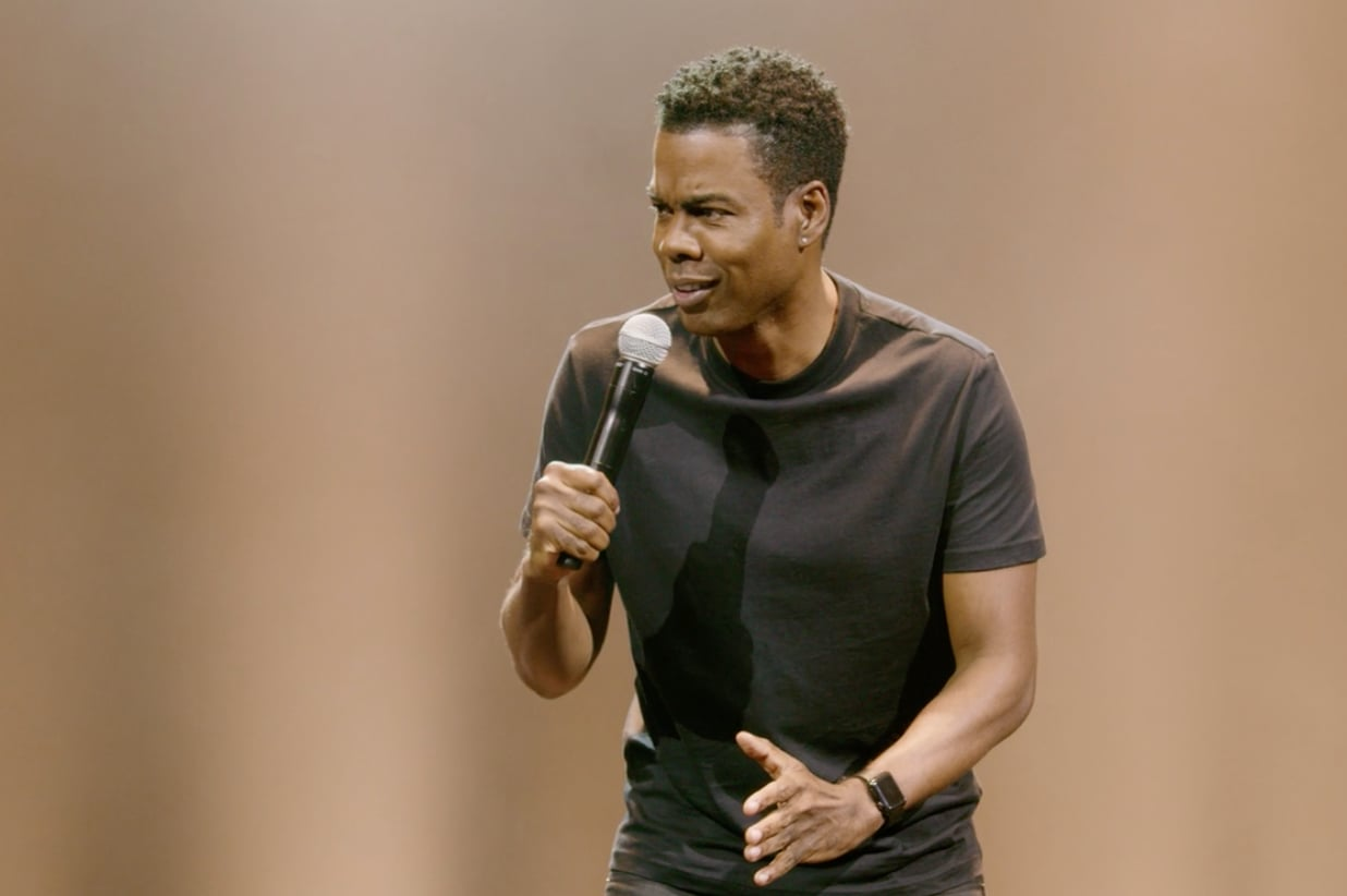 Chris Rock Tambourine gun control