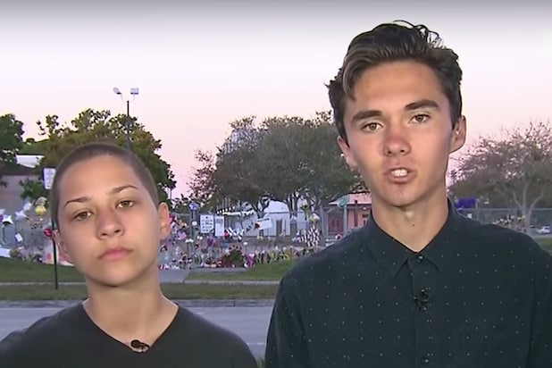 Internet hoax claims Florida shooting survivors are 'crisis actors'