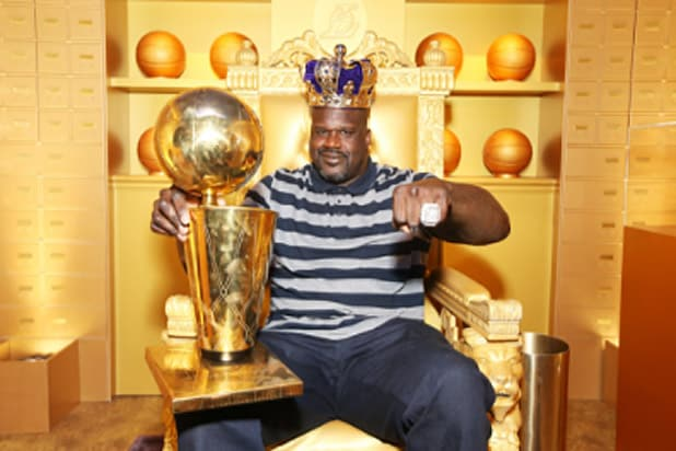 Shaq AMEX NBA All-Star
