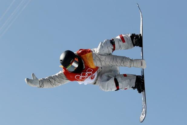 Shaun White -Olympics