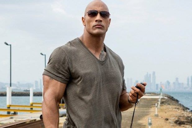 Dwayne Johnson's 'Skyscraper' Gets Leg Up With High-Flying