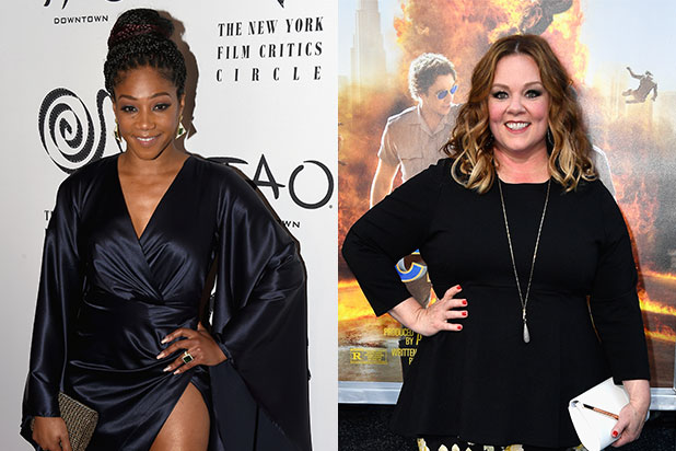The Kitchen Tiffany Haddish Melissa McCarthy
