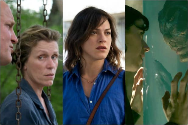 Three Billboards Fantastic Woman Shape Of Water