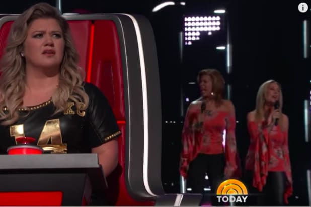The Voice Kathie Lee Hoda Kotb Try Out During Blind Auditions Video