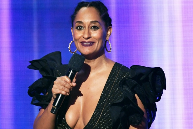 Tracee Ellis-Ross at 2017 AMAs