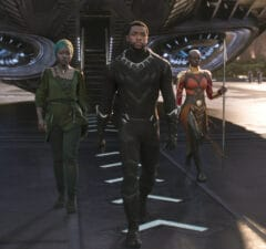does Black Panther have a post-credits scene