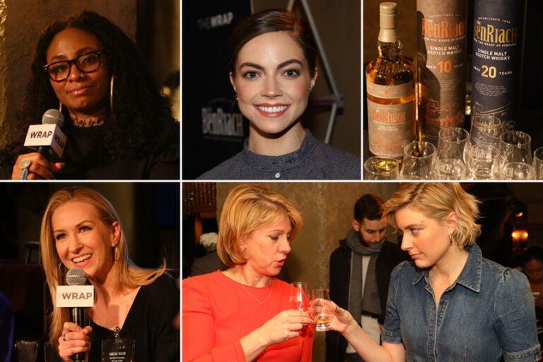 Women Whisky Wisdom