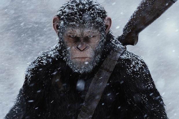 War for the Planet of the Apes,' 'Game of Thrones' Top Visual