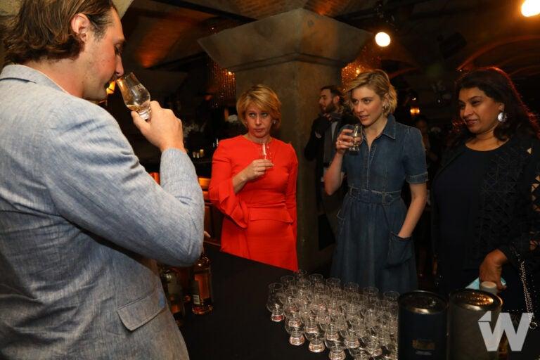 Women Whisky Wisdom Greta Gerwig